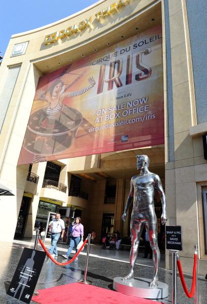 David M「H&M Celebrates New David Beckham Ad Campaign With Statue Stunt - Los Angeles」:写真・画像(0)[壁紙.com]