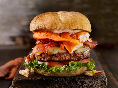 Bun - Bread「Lobster, BLT Prime Rib Burger」:スマホ壁紙(4)