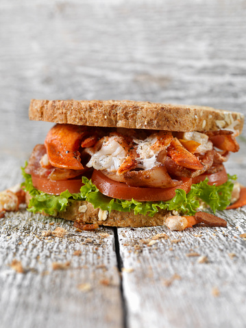 Toasted Sandwich「Lobster, BLT Sandwich」:スマホ壁紙(2)