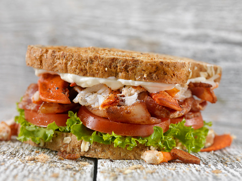 Personal Perspective「Lobster, BLT Sandwich」:スマホ壁紙(18)