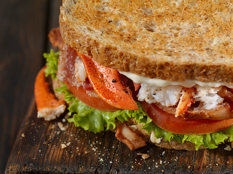 Toasted Sandwich「Lobster, BLT Sandwich」:スマホ壁紙(16)