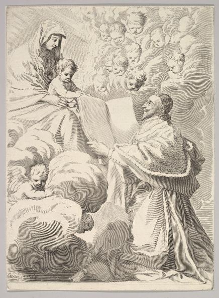 Virgin Mary「Cardinal Richelieu」:写真・画像(13)[壁紙.com]
