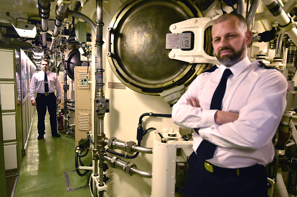 Storage Compartment「Life Onboard A Trident Nuclear Submarine」:写真・画像(16)[壁紙.com]