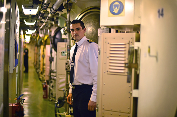 Storage Compartment「Life Onboard A Trident Nuclear Submarine」:写真・画像(18)[壁紙.com]
