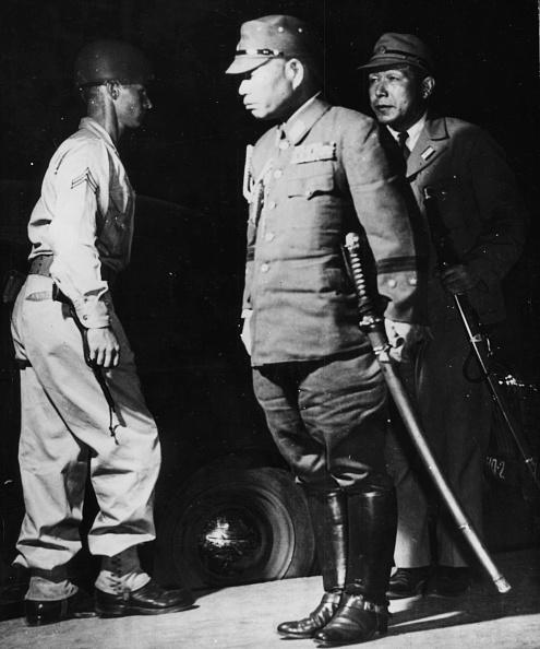 Surrendering「General Kawabe Takashiro」:写真・画像(1)[壁紙.com]