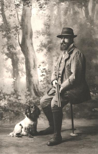 Edwardian Style「Lieutenant F Brugmann」:写真・画像(1)[壁紙.com]