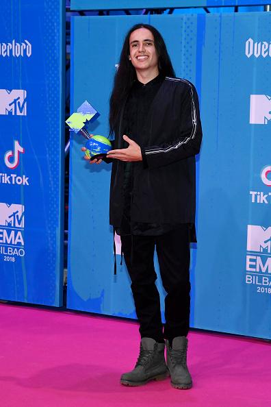 MTVヨーロッパ音楽賞「MTV EMAs 2018 - Red Carpet Arrivals」:写真・画像(8)[壁紙.com]