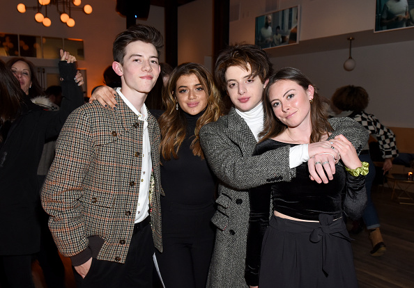 """T 「DIRECTV Lodge Presented By AT&T Hosted """"Big Time Adolescence"""" Party At Sundance Film Festival 2019」:写真・画像(18)[壁紙.com]"""