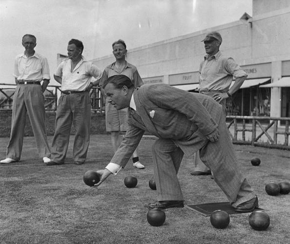 Fred Ramage「Bowling Billy」:写真・画像(9)[壁紙.com]