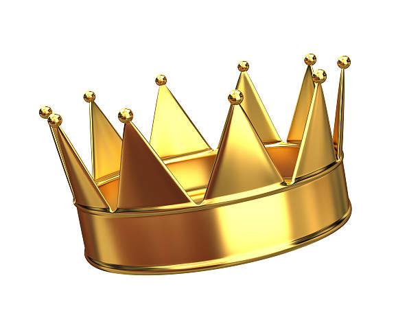 A golden crown with ten points :スマホ壁紙(壁紙.com)