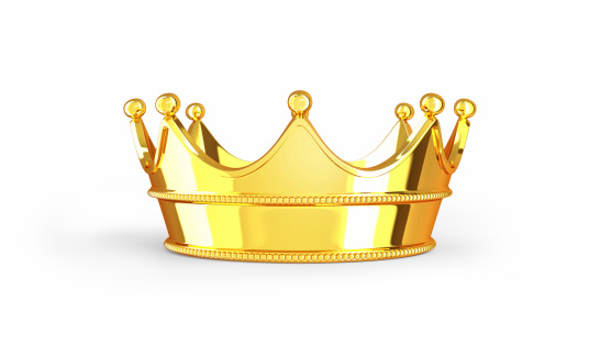 Clip Art「Golden Crown」:スマホ壁紙(0)