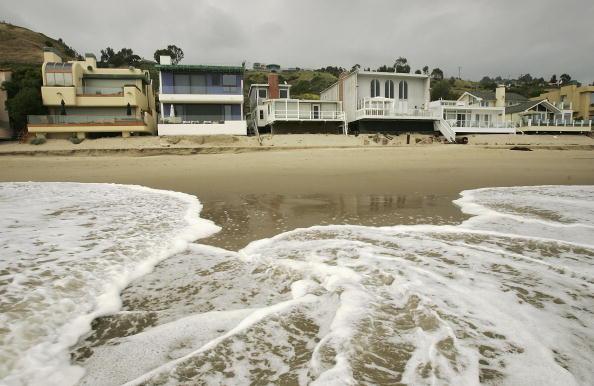 Coastline「Music Mogul David Geffen Gives Beach Access To Public」:写真・画像(4)[壁紙.com]