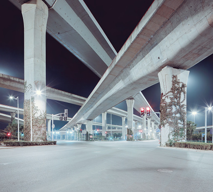 Elevated Road「the road intersection」:スマホ壁紙(13)