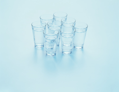 豊富「Glasses of water」:スマホ壁紙(7)