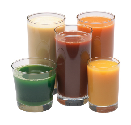 Vegetable Juice「Glasses of fruit and vegetable juice」:スマホ壁紙(17)