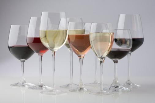 White Wine「Glasses of wine」:スマホ壁紙(7)