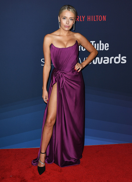 Suede Shoe「9th Annual Streamy Awards」:写真・画像(2)[壁紙.com]