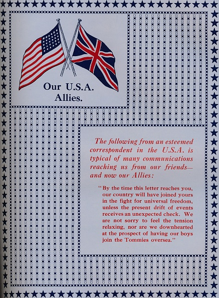 Star Shape「Our Usa Allies, 1917」:写真・画像(16)[壁紙.com]