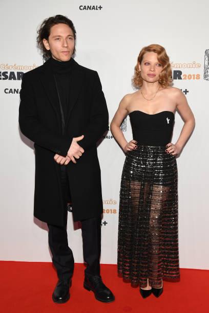 Red Carpet Arrivals - Cesar Film Awards 2018 At Salle Pleyel In Paris:ニュース(壁紙.com)