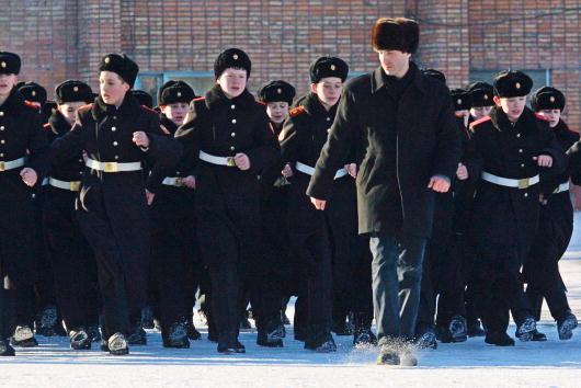 Kamchatka Peninsula「Krasnoyarsk Military School」:写真・画像(13)[壁紙.com]