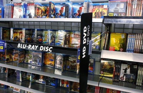 DVD「Toshiba Drops HD DVD, Crowning Sony's Blu Ray As Winner In Format War」:写真・画像(16)[壁紙.com]