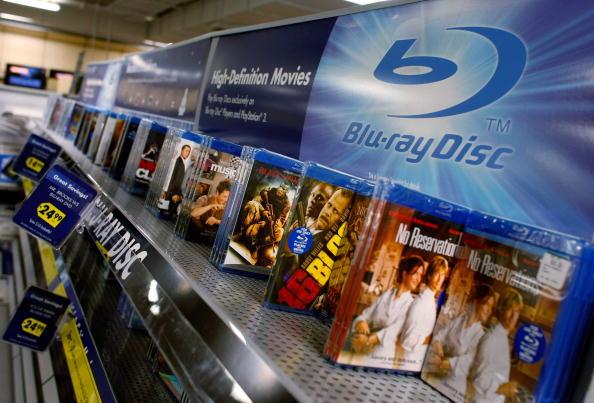 DVD「Toshiba Drops HD DVD, Crowning Sony's Blu Ray As Winner In Format War」:写真・画像(17)[壁紙.com]