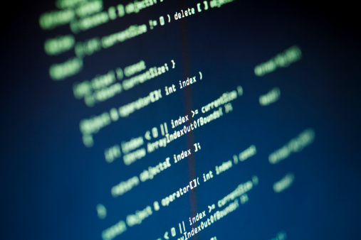 Tilt「Computer source code」:スマホ壁紙(16)