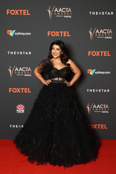 Sheer Fabric「2020 AACTA Awards Presented by Foxtel   Film Ceremony - Arrivals」:写真・画像(11)[壁紙.com]
