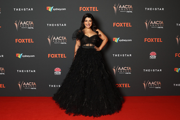 Sheer Fabric「2020 AACTA Awards Presented by Foxtel   Film Ceremony - Arrivals」:写真・画像(12)[壁紙.com]