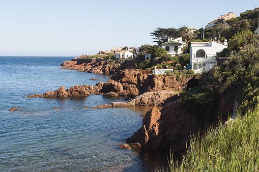 Mediterranean Sea「Agai town view」:スマホ壁紙(16)