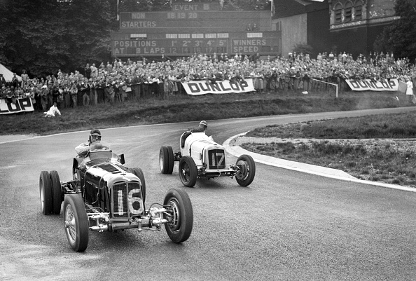 Racecar「ERAs of Raymond Mays and AC Dobson, Imperial Trophy, Crystal Palace, 1939」:写真・画像(12)[壁紙.com]