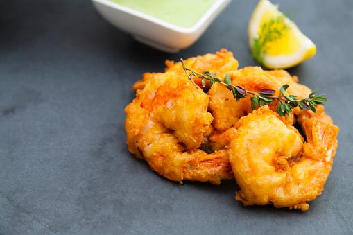 Crunchy「Breaded shrimps」:スマホ壁紙(14)