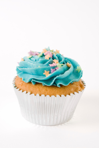 Birthday「Party cupcake」:スマホ壁紙(7)
