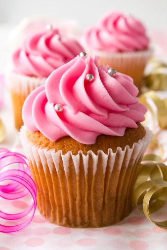 Sweets「パーティカップケーキ」:スマホ壁紙(17)