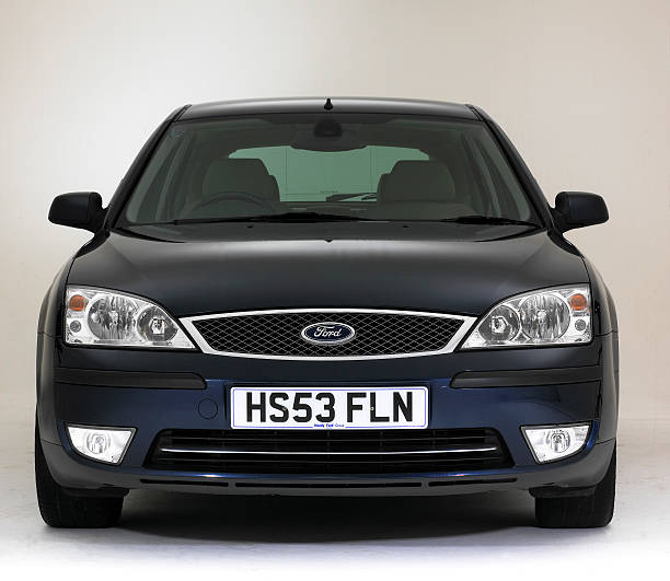 2003 Ford Mondeo dci:ニュース(壁紙.com)
