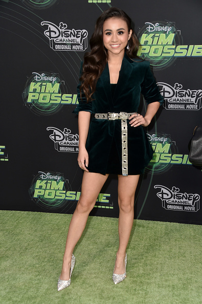"Metallic Shoe「Premiere Of Disney Channel's ""Kim Possible"" - Arrivals」:写真・画像(16)[壁紙.com]"
