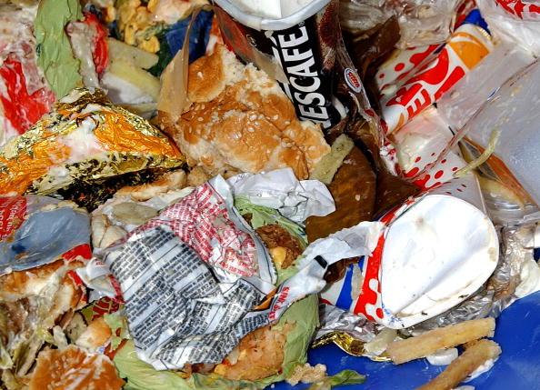 Food「Rubbish In Central London」:写真・画像(2)[壁紙.com]