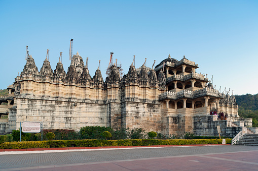 Rajasthan「Ranakpur Jain Temple, Rajasthan, India」:スマホ壁紙(17)