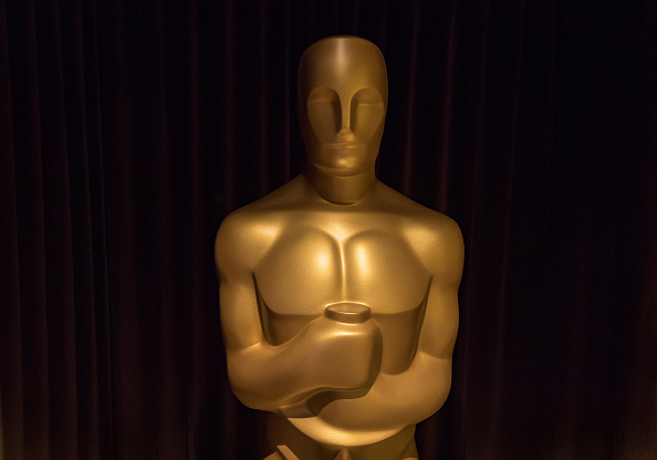 Statue「89th Annual Academy Awards - The Oscars Greenroom, Designed By Rolex」:写真・画像(11)[壁紙.com]