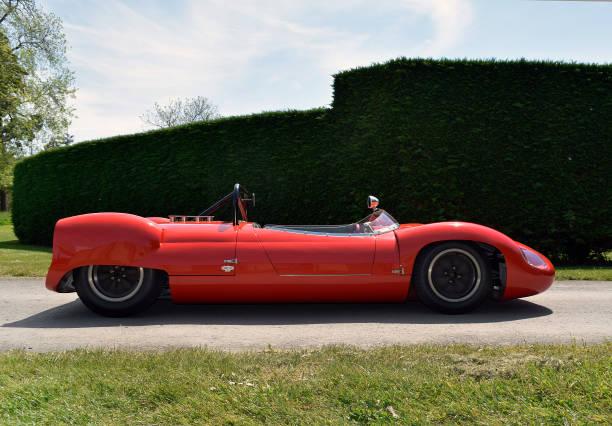 1965 Costin-Nathan Sports Racing Car.:ニュース(壁紙.com)