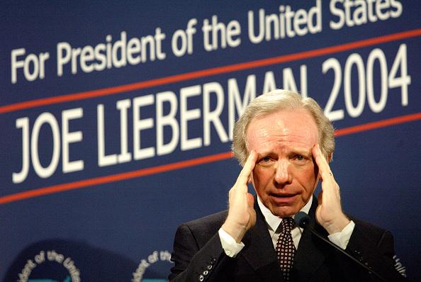 Stamford - Connecticut「Lieberman Announces 2004 Presidential Bid 」:写真・画像(17)[壁紙.com]