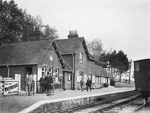Railroad Station「Ashley Station」:写真・画像(14)[壁紙.com]