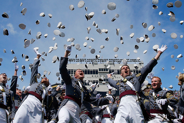 Eduardo Munoz Alvarez「Commencement Ceremony Held At U.S. Military Academy At West Point」:写真・画像(8)[壁紙.com]