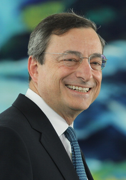 Corporate Business「Merkel Meets ECB Candidate Mario Draghi」:写真・画像(18)[壁紙.com]