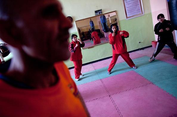 Kabul「Afghan Women Boxers Train For London 2012 Olympics」:写真・画像(8)[壁紙.com]