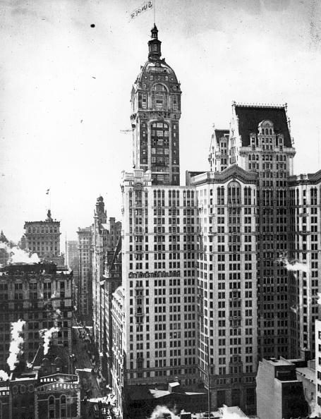 Broadway - Manhattan「Singer Building」:写真・画像(18)[壁紙.com]