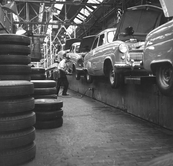1950-1959「Car Production」:写真・画像(3)[壁紙.com]