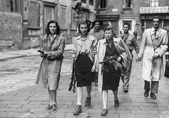 Females「Italian Partisans」:写真・画像(10)[壁紙.com]