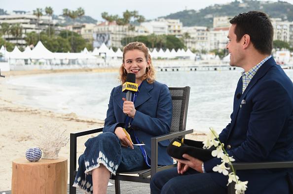 Morgan Saylor「IMDb On The Scene At The 71st Annual Cannes Film Festival」:写真・画像(7)[壁紙.com]