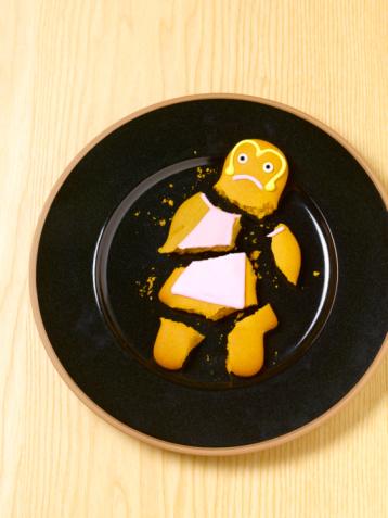 Gingerbread Woman「Metal breakdown gingerbread woman」:スマホ壁紙(16)
